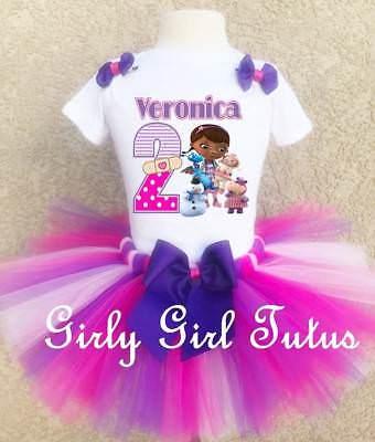Princess Sofia the First Birthday Outfit Tutu Dress Party Set - Sofia The First Birthday Outfit