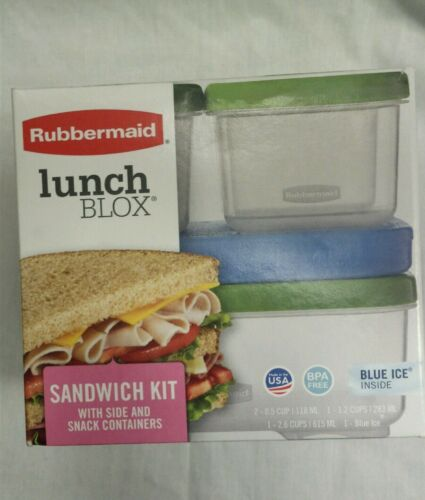 Lunch Blox - Salad Kit