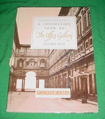 Uffizi Gallery - THE UFFIZI GALLERY FLORENCE, COLORSLIDE TOUR, 1960, HARRY N. ABRAMS