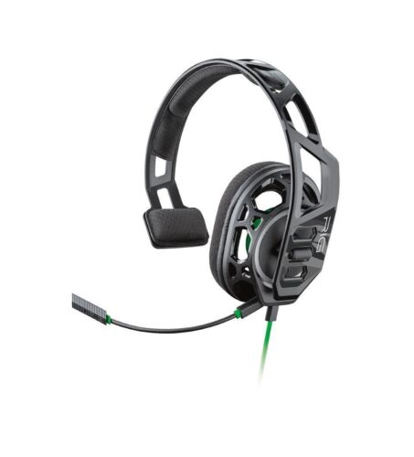Plantronics RIG 100HX Wired Mono Gaming Headset for Xbox One Black RIG 100HX