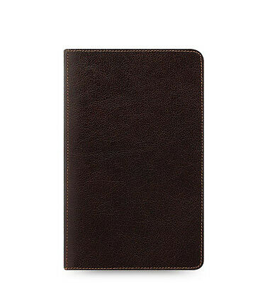 Filofax A6 Personal Compact Heritage Organiser Planner Diary Plan Leather-026023