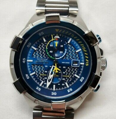 Invicta 50mm Aviator Bolt Flight Series Quartz Chronograph Bracelet Watch 28111