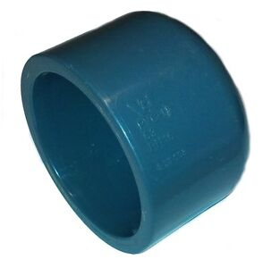 pvc pipe glue cap stopend solvent weld 20mm 25mm 32mm 40mm 50mm 63mm 75mm90mm ebay. Black Bedroom Furniture Sets. Home Design Ideas