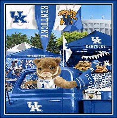 Kentucky Yard - Kentucky Wildcats NCAA Tailgate Panel 36