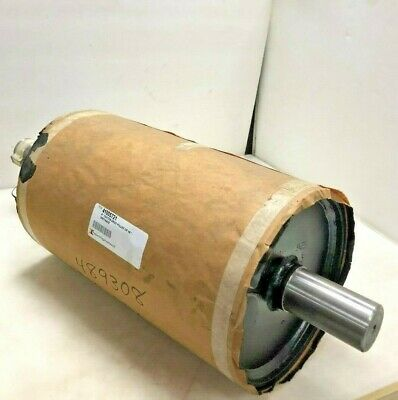 Intelligrated 8 Center Drive Pulley 16 Roller Urethane Conveyor Roller 41005721