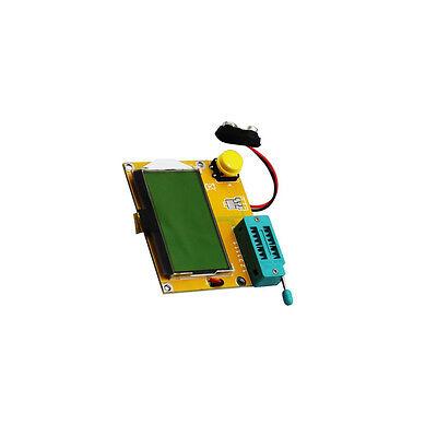 Lcr-t4 Esr Meter Lcr Led Transistor Tester Diode Triode Capacitance Mos New