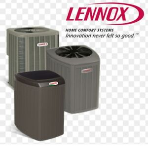 Cooling & heating Discounted Price Lennox