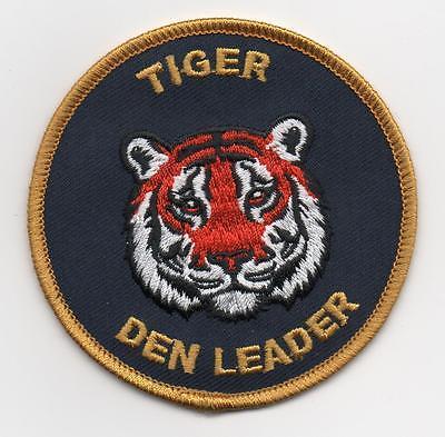 Tiger Den (Tiger Den Leader Position Patch (2011-Current),