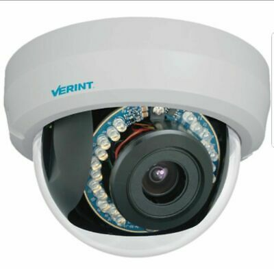 Verint V3320fdw-dn 1080p Ip Camera With High Definition Resolution Indoor