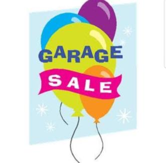 Garage Sale Sydenham