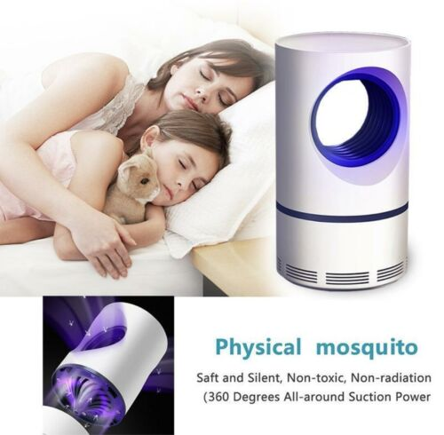 Super Silent Electric Insect Killer Mosquitoes , Insect and  Fly Catcher