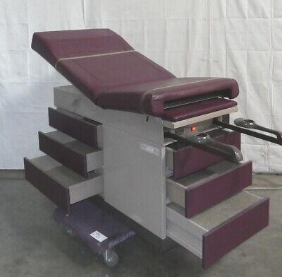 R176378 Midmark Ritter 104 Medical Examination Table
