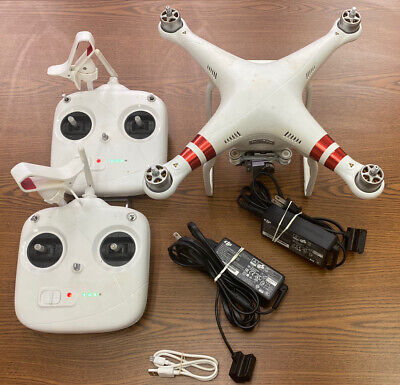 DJI Spook 3 Standard Camera Drone Quadcopter W321 Lot *For Parts*