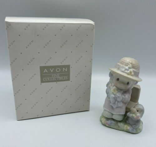 Precious Moments Salt & Pepper Shaker Vintage Avon 1998 Enesco NEW