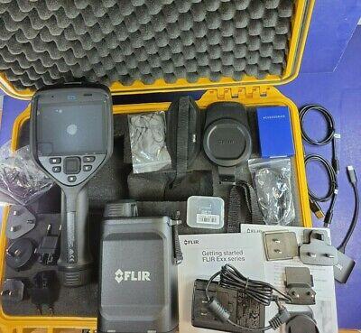 Flir E75-24 Msx 24 Degree Advance Ir Infrared Thermal Imager Imaging Camera