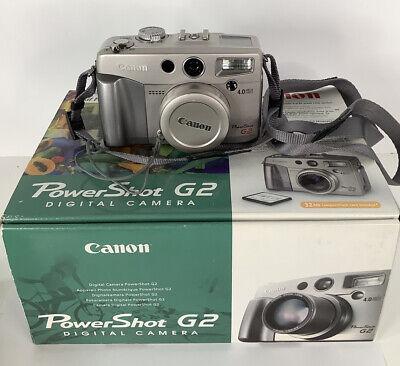 Canon PowerShot G2 Digital Camera