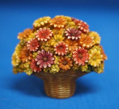 Harmony Garden FIRST DAY OF SCHOOL Ladybug Byron's Bouquets Flower Figure BBFDS