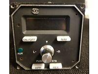 Cessna 310 320 elevator trim stops autopilot stec