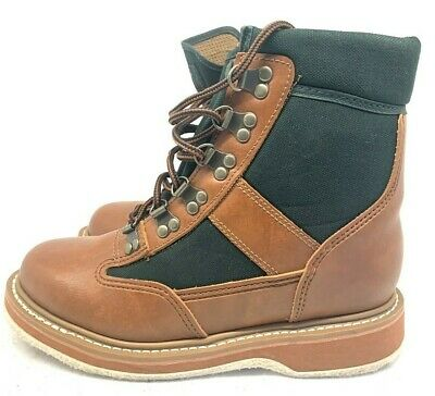 Pro Line Men/'s W295D Nylon Wading Boots with Felt Outsole 13 Tan US