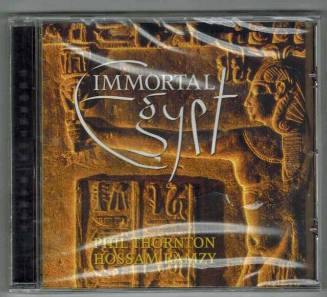 Phil Thornton - Immortal Egypt  feat.Hossam Ramzy