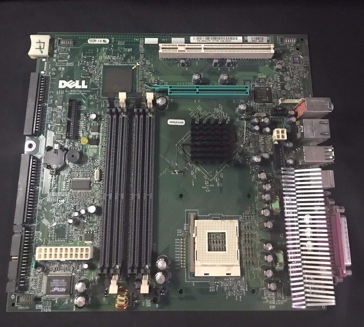 Dell Optiplex Gx270 Motherboard Cg566 Cn