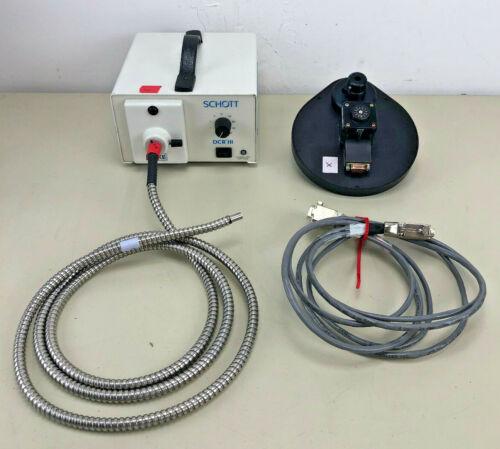 Schott DCR III with motorized filterholder and cables for Xenogen IVIS Lumina