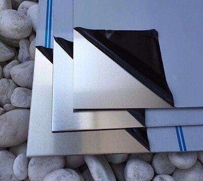 1.5 Eine Folie (Aluminiumblech 1,5 und 2,0 mm ein Seite Folie Neue Material Alu Blech)
