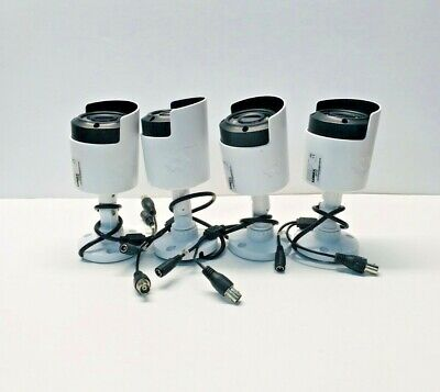 LOREX LBV2531 Security Camera for Lorex and Flir 1080p Dvrs ONLY ( 4 pack ) ()