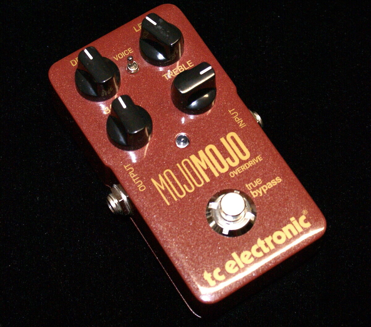 TC ELECTRONIC MojoMojo Overdrive Effect Pedal - $40.00