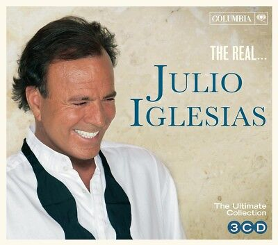 Julio Iglesias REAL Best Of 52 Essential Songs ULTIMATE COLLECTION New 3