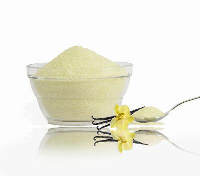 500g Vanille Zucker(17,98€/kg) gelb,Popcornzucker für Zuckerwatte,Popcorn