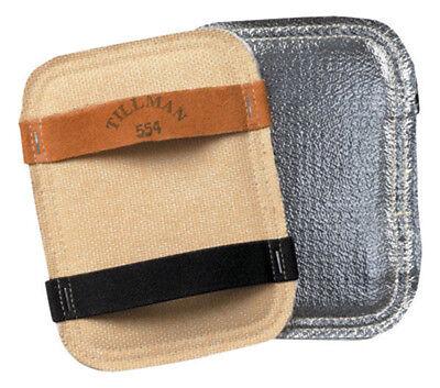 Back Hand Heat Pad Tillman 554 Triple Layer Welding Tig Mig Stick Protection