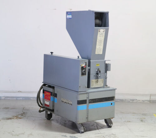 Cincinnati Milacron 5 HP Plastic Granulator