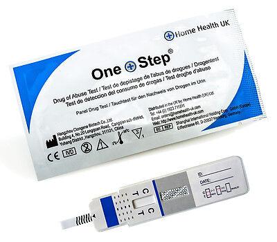 5 x Drogentest Kassette Kokain - Schnelltest