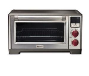 WOLF TOASTER OVEN BRAND NEW IN BOX SEALED