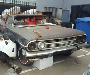1960 Chevrolet Impala Coupe Campbellfield Hume Area Preview
