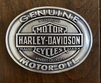 Harley-Davidson® Genuine Motor Oil Belt -
