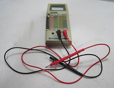 Fluke Model 8024a Multimeter W Probesworks Great