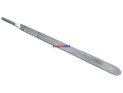 Long Scalpel Handle 4l For Use With Surgical Blades 20 To 25