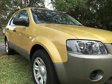 2005 FORD TERRITORY AWD 4X4 7 SEATER IMMACULATE 1 OWNER LOW KM Bonnells Bay Lake Macquarie Area Preview