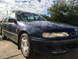 1997 COMMODORE VSII ACCLAIM WAGON 159K's BOOKS AWESOME CAR Bonnells Bay Lake Macquarie Area Preview