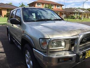 2001 NISSAN PATHFINDER R50 AUTO AWD BOOKS 2 OWNERS GREAT CAR Bonnells Bay Lake Macquarie Area Preview