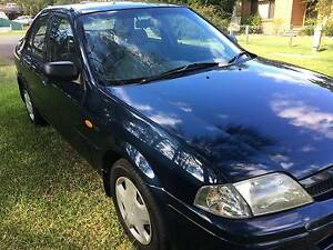 2000 FORD LASER SEDAN LXI 182K's BOOKS 1.6L 4 SPEED AUTO NOV REGO Bonnells Bay Lake Macquarie Area Preview