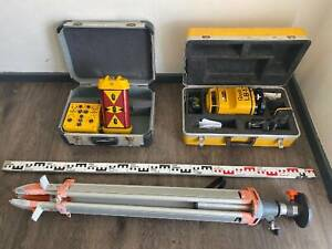 Laser Control and Leveling equipment Bassendean Bassendean Area Preview
