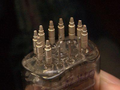 Pins For Nixie Tubes In-4 In-7 In-12 In-15 In-18 Iv-12 Pcb Socket 24pcs