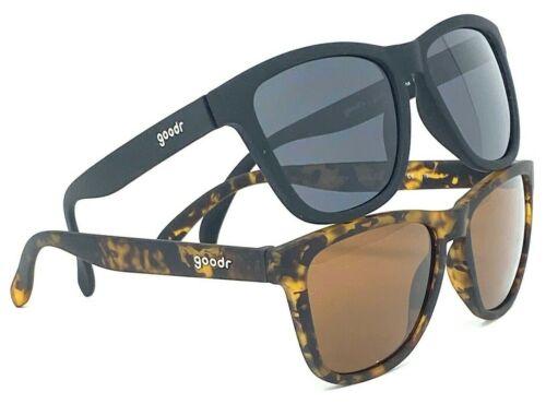 goodr Sunglasses Ginger & Bosley Running Sunglasses
