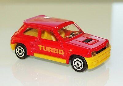 Majorette 255 - R5 Turbo 1:53 gebraucht kaufen  Deutschland