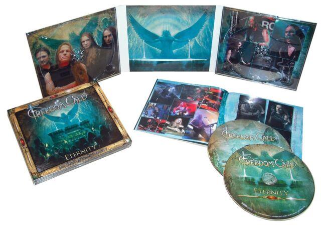 FREEDOM CALL - ETERNITY - 666 WEEKS BEYOND ETERNITY 2 CD NEU