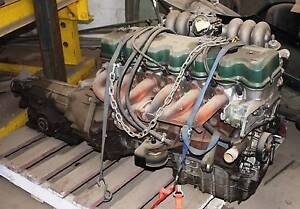 Ford Falcon AU II 2002 Factory Gas 4.0L Intech Engine Kyneton Macedon Ranges Preview