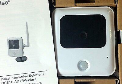 Niob Pulse Interactive Oc810 Adt Wireless Day Night Outdoor Network Camera